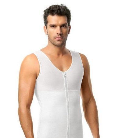 male breast post surgery compression garments