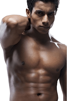 male breast surgery results