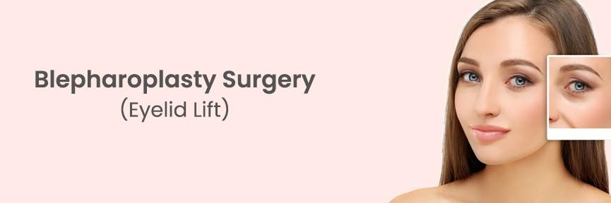 Eyelid Surgery in Hyderabad